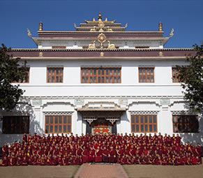 Ka-Nying Shedrub Ling Monastery