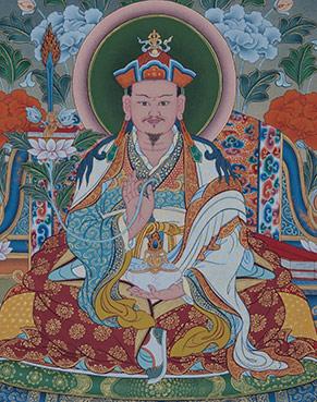 Terchen Chokgyur Dechen Lingpa