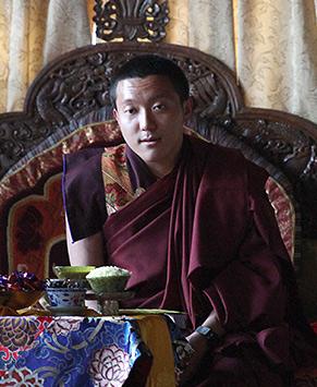 Khyentse Yangsi Rinpoche